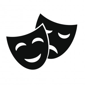 Masks icon.